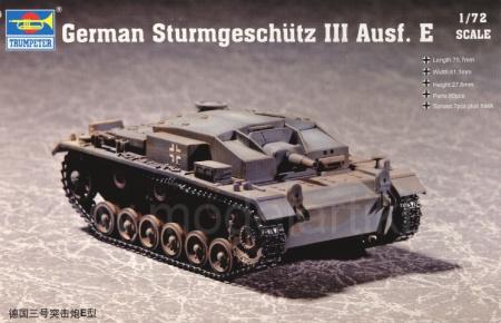 Sturmgeschütz III Ausf.E