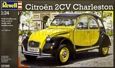 Citroën 2CV Charleston 009/07095