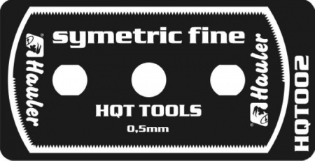 Stainless razor saw symetric fine 039/HQT002