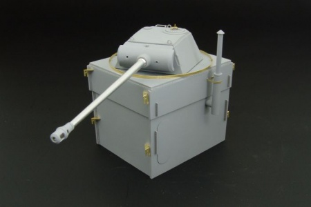 Pantherturm I (stahluntersartz)