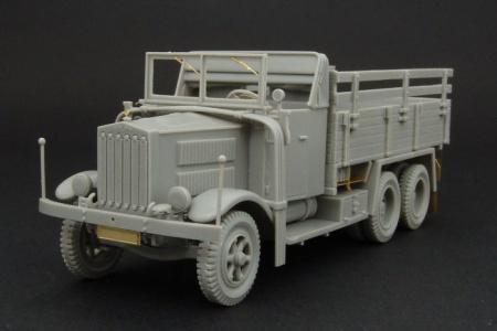 KRUPP L3H Wehrmacht lastkraftwagen