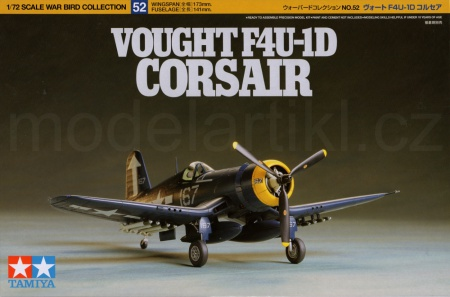 Vought F4U-1D Corsair 001/60752