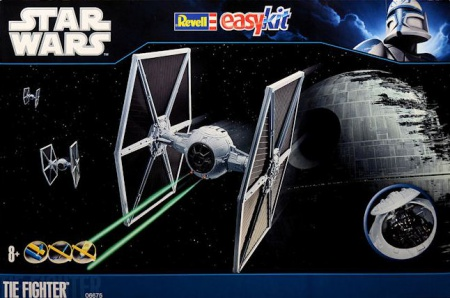 Tie Fighter STAR WARS (easykit) 009/06675