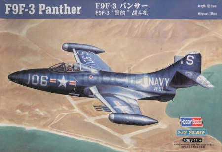 F9F-3 Panther 008/87250