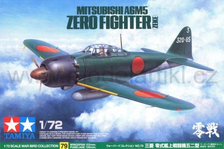 Mitsubishi A6M5 Zero (Zeke)