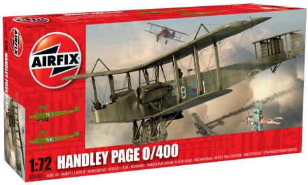 Handley Page 0/400 006/06007