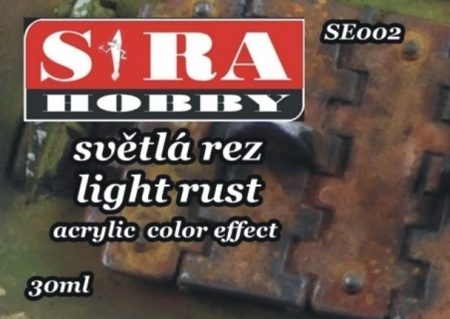 SE002 Světlá rez (Light Rust) 30ml 041/SE002