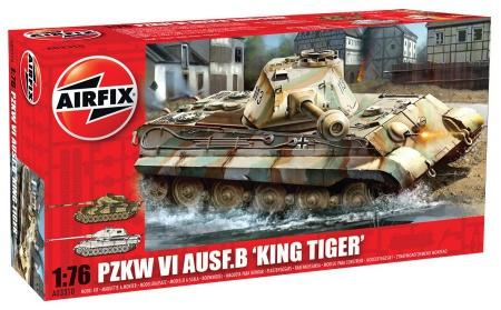 Pz.Kpfw.VI Ausf.B King Tiger