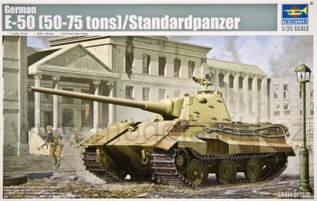 German E-50 (50-75 tons)/Standardpanzer