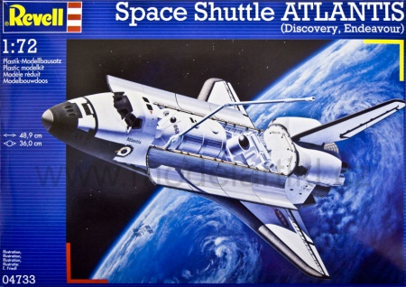 Space Shuttle Atlantis (Discovery, Endeavour) 009/04733