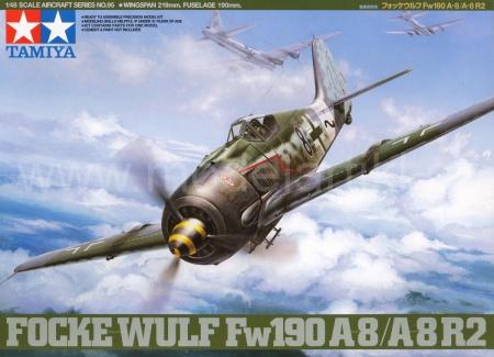 Focke-Wulf Fw 190A-8/A-8R2