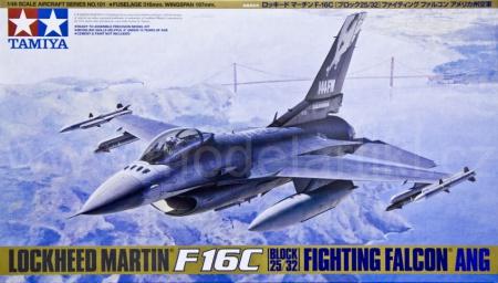 Lockheed Martin F-16C Fighting Falcon Block 25/32