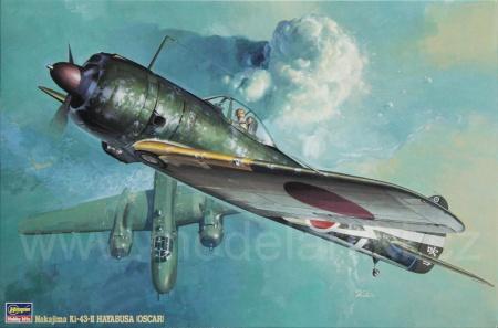 Nakajima Ki-43-II Hayabusa (OSCAR)