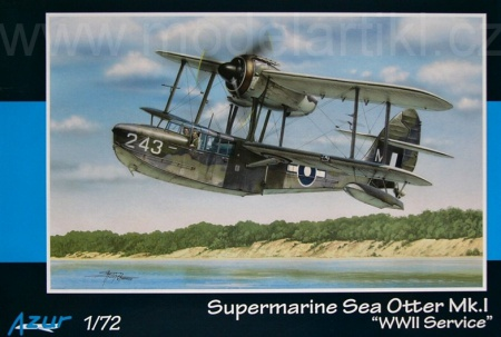 Supermarine Sea Otter (WWII Service) 011/A101