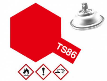 TS-86 Pure Red 100ml 001/85086
