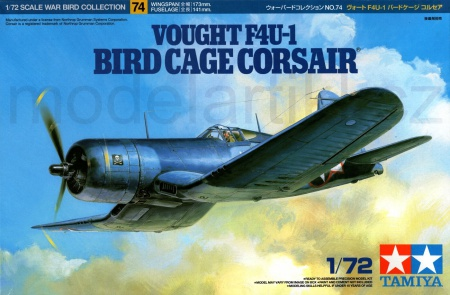 Vought F4U-1 Bird Cage Corsair 001/60774