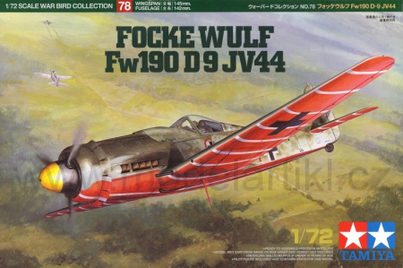 Focke-Wulf Fw 190D-9 JV44