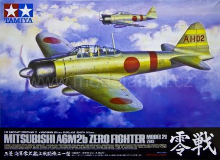 Mitsubishi A6M2b Zero model21