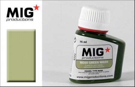 P305 Moss  Green Wash 75ml