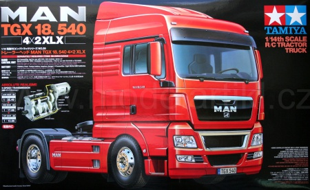 RC MAN TGX 18.540 4x2 XLX 001/56329