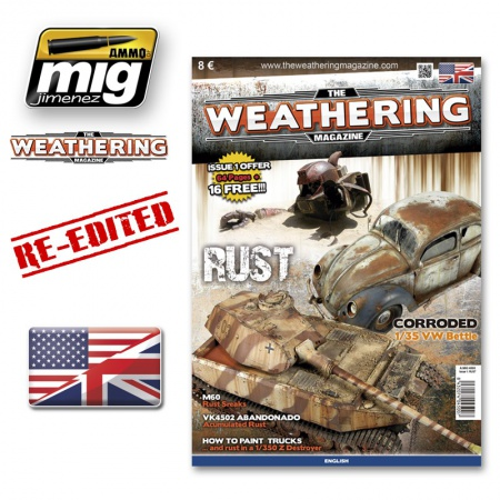 The Weathering Magazine 1 (Rust) 085/A.MIG-4500