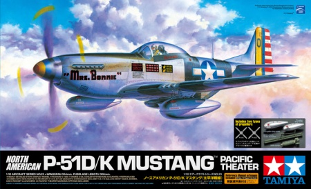 North American P-51D/K Mustang (Pacific Theater) 001/60323