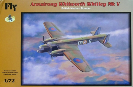 Armstrong Whitworth Whitley Mk V 040/72006