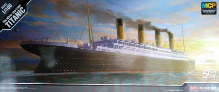 The White Star Liner Titanic (Multi Color Parts) 002/14215