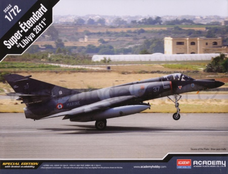Super-Etendard - Libya 2011 (Limited Edition) 002/12431