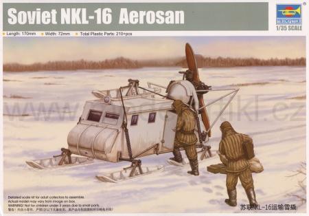 NKL-16 Armoured Aerosan