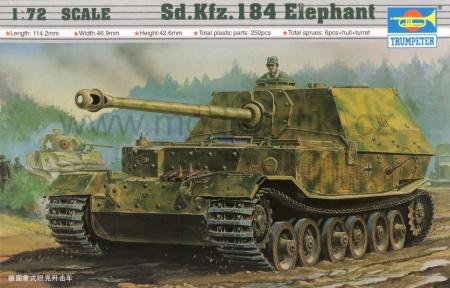 Sd.Kfz.184 Elephant