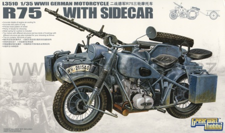 BMW R75 With Sidecar 063/L3510