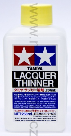 Lacguer Thinner 250ml 001/87077