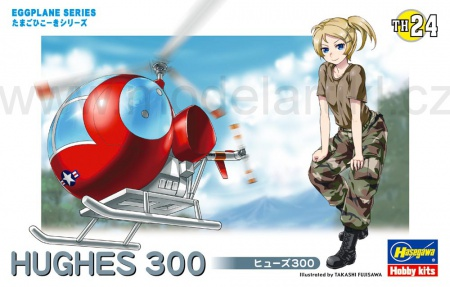 Hughes 300 (Egg Plane) 007/TH24