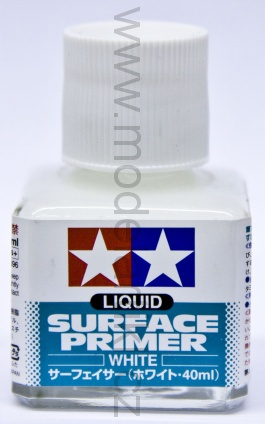 Liguid Surface Primer (White), 40ml 001/87096