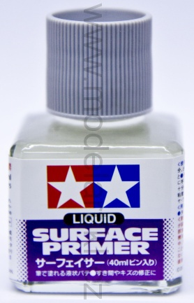 Liguid Surface Primer (Gray) 40ml 001/87075