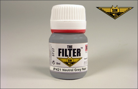 P421 Neutral Grey for Panzer Grey 35ml 032/P421