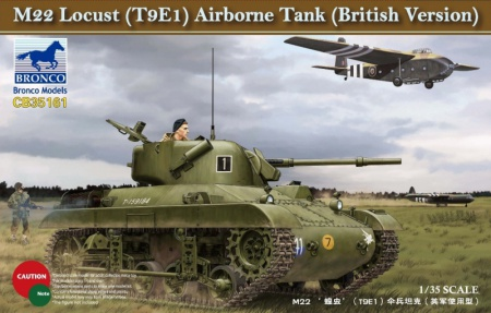M22 Locust (T9E1) Airborne Tank (British Version) 062/CB35161