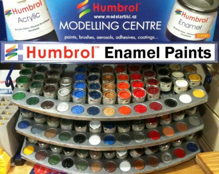 Humbrol Enamel Paints 024/VZ-999