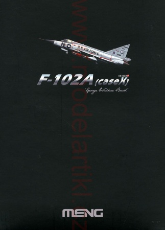 F-102A (Case X) George Walker Bush 061/DS-003s