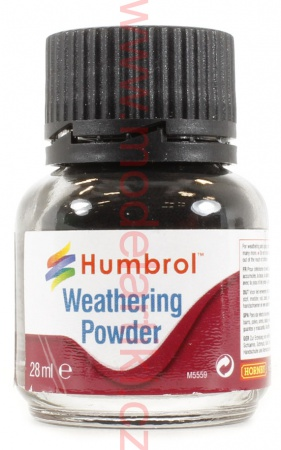 Weathering Powder Black 28ml 024/AV0001