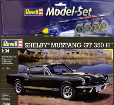 Shelby Mustang GT 350H 009/67242