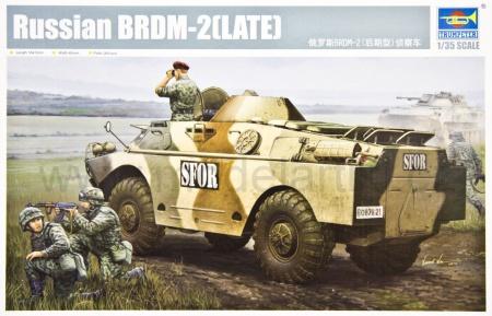 BRDM-2 (Late)