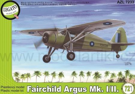 Fairchild Argus Mk.I/II.