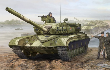 T-64A (Model 1981)