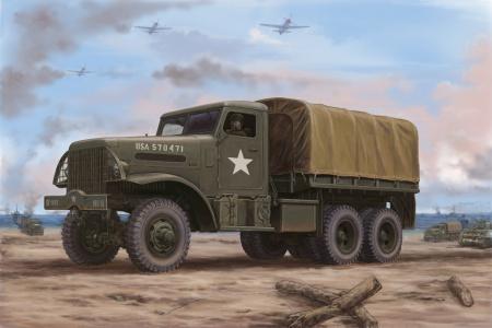 U.S. White 666 Cargo (Hard Top)