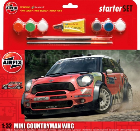 MINI Countryman WRC 006/55304