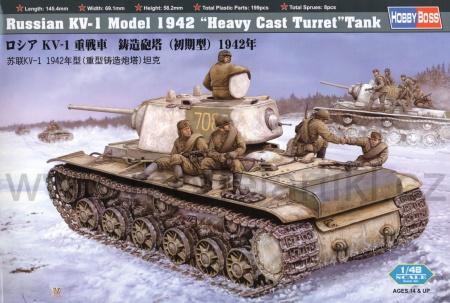 KV-1 Model 1942 Heavy Cast Turret