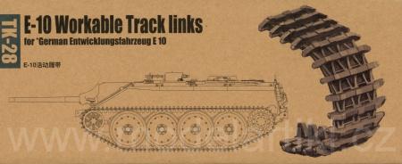 Track Links (Workable) - German Entwicklungsfahrzeug E 10