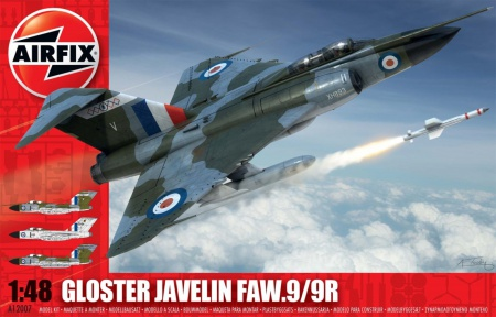Gloster Javelin FAW.9/9R 006/12007